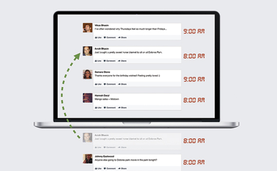 story bump algorithm