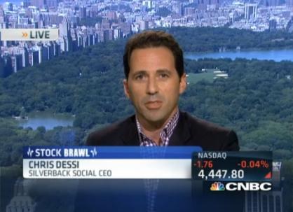 Chris Dessi on CNBC